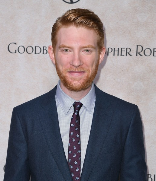Domhnall Gleeson Age, Height, Weight, Net Worth and Bio ...