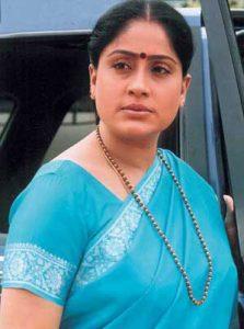 Vijayashanti (Actress) Age, Height,Net Worth & Bio